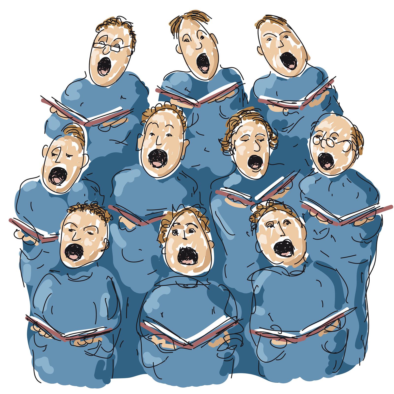 Serenade clipart choral Choir MONTECITO SERENADE Montecito