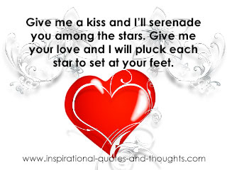 Serenade clipart love quote Quotes Quotes Cute Thoughts Inspirational