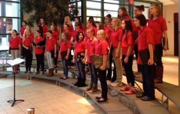 Serenade clipart youth choir The Madison Youth Ross Capriccio