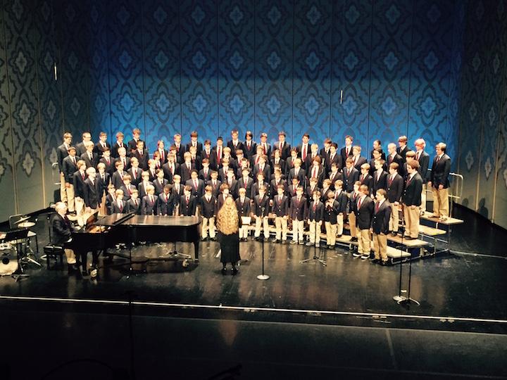 Serenade clipart youth choir Scotland Madison Youth Joanie Boychoir
