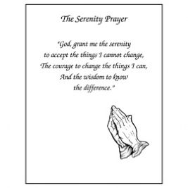 Serenity clipart condolence #6