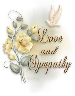 Serenity clipart condolence #12