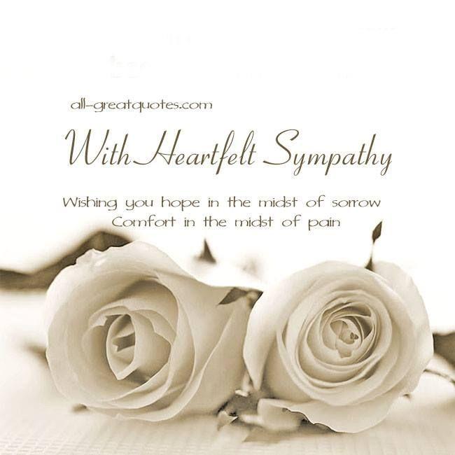 Serenity clipart condolence #4