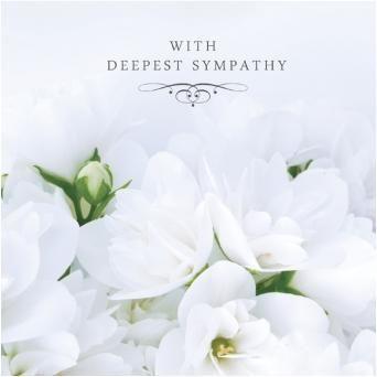 Serenity clipart condolence #14