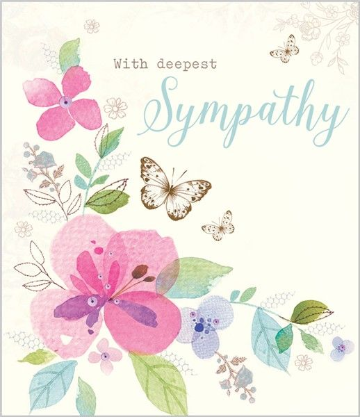Serenity clipart condolence #11