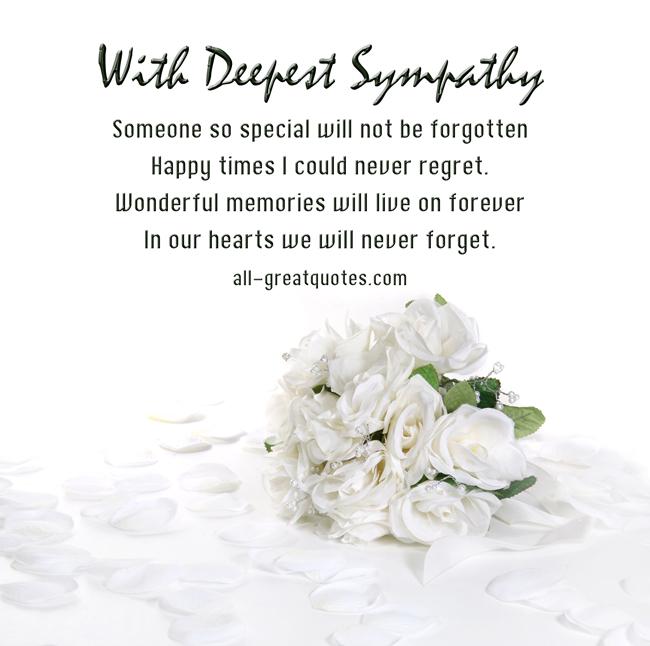 Serenity clipart condolence #9