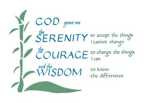 Serenity clipart the word #5