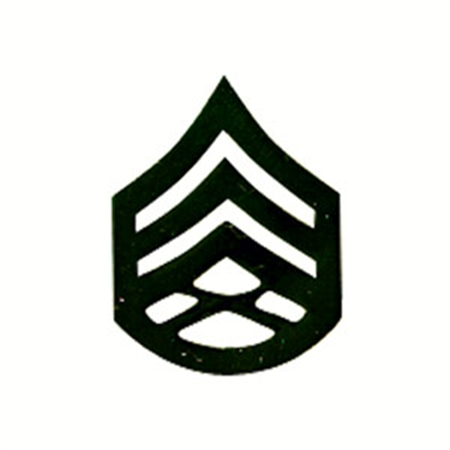 Sergent clipart #images Army Rank Patch Rank