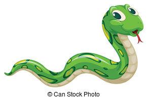 Anaconda clipart small snake Anaconda  background clip art