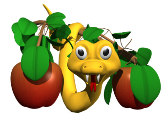 Serpent clipart apple Still Res Essential Collection View