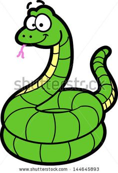 Serpent clipart confused Happy Cartoon Cobra King