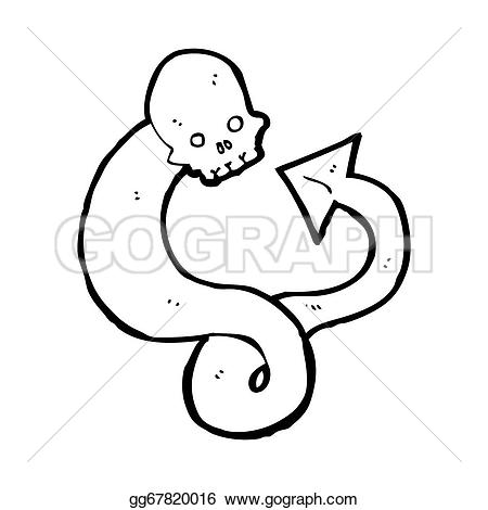 Serpent clipart drawn Clipart Cartoon Drawing gg67820016 Cartoon