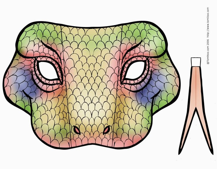 Serpent clipart face mask About with 21 on tongue