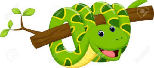 Serpent clipart serpiente Agujero Children's muy Stories de
