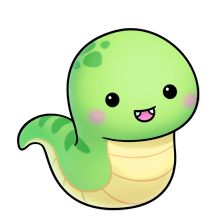 Beaver clipart chibi LIKE THE Buscar I serpiente