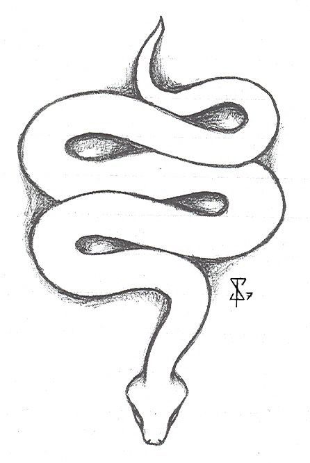 Drawn snake simple Google Clipart best com/search?q=snake Pinterest