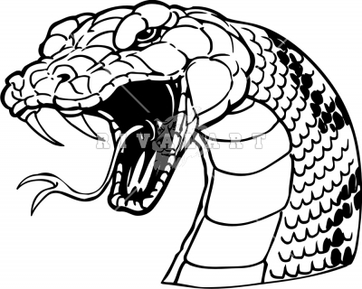 Serpent clipart snake head Designs Clive by Snakes Chin