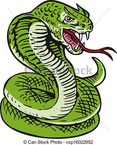 Serpent clipart snake head Illustrations Snake of Snake of