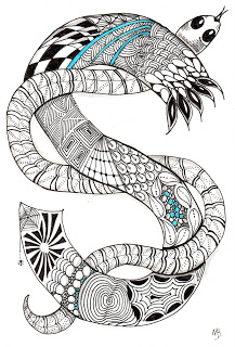 Serpent clipart spider Snake and Shelly Samuel is
