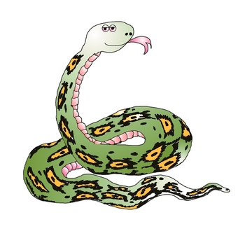 Animal clipart snake eye Animals and Animals Wild Clipart