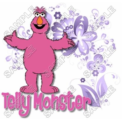 Sesam Street clipart telly monster Telly monster clipart monster clipart