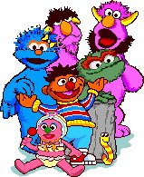 Sesame Street clipart Clip Sesame art Art clip