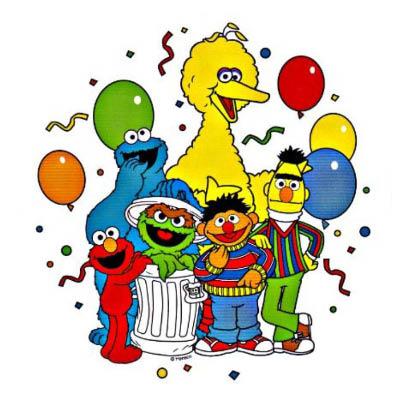 Sesame Street clipart Art Savoronmorehead & Sesame Clip