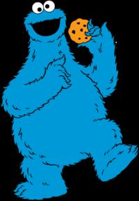 Sesame Street clipart Art Count Muppet Sesame –