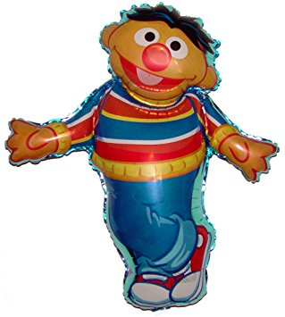 Sesame Street clipart balloon LESS Amazon ANTI  36