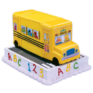 Sesame Street clipart bus Birthday Sesame kit Bus Party