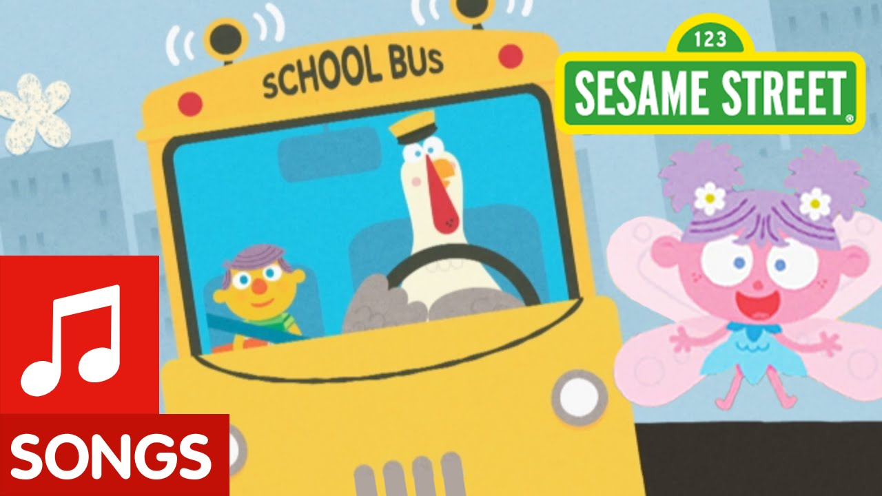 Sesame Street clipart bus Pinterest Sesame for on Sesame