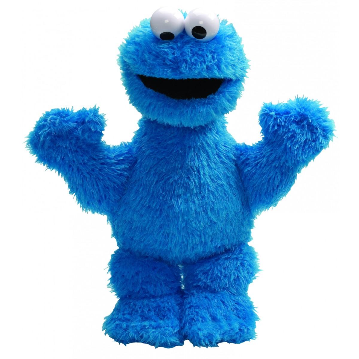 Monster clipart blue monster #12