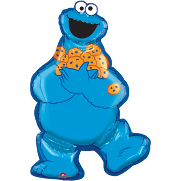 Sesame Street clipart cookie monster Free Clipart  Monster Clip