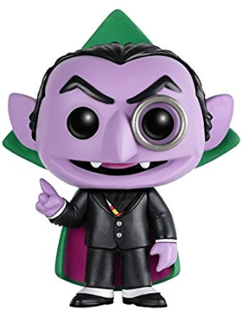 Sesame Street clipart count dracula Amazon Count: Street Sesame The