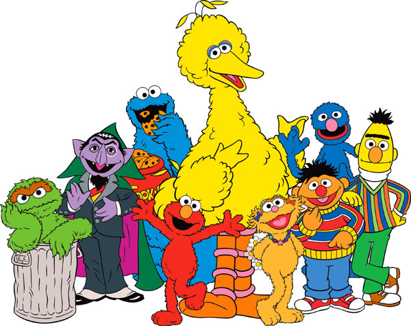 Sesame Street clipart count dracula Count I to Street didn't
