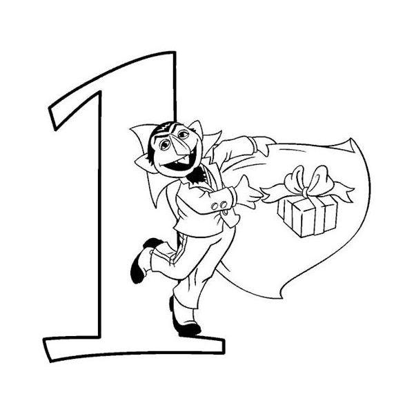 Sesame Street clipart count dracula Sesame 123  Download Count