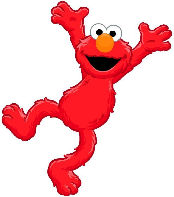 Sesam Street clipart dorothy Elmo Pin more this on