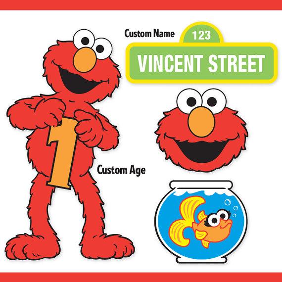 Sesam Street clipart dorothy Elmo Sesame Elmo Printable /