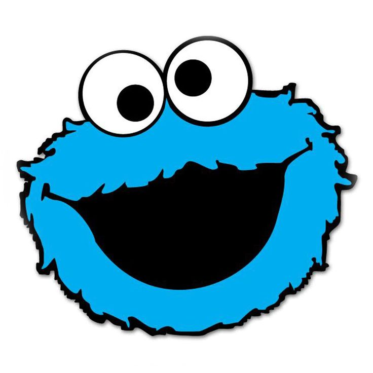 Sesame Street clipart head 163 on Pinterest and Find