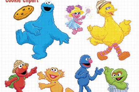 Sesame Street clipart hoola hoop Keywords clipart  Sesame Sesame