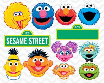 Sesame Street clipart hoola hoop Clipart Sesame Birthday Sesame High