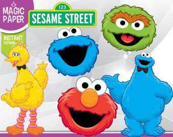 Sesame Street clipart hoola hoop Photos Digital Sesame Digital Scrapbook