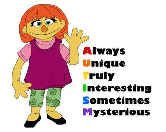 Sesame Street clipart hoola hoop Svg Julia Autistic Etsy Sesame