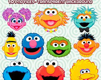 Sesame Street clipart hoola hoop Characters Monster Sesame Sesame Cookie