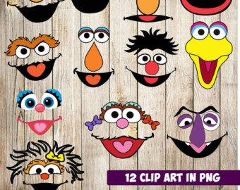 Sesame Street clipart hoola hoop Street Sesame Birthday Sesame 12