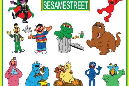 Sesame Street clipart hoola hoop And Art  Pinterest Free