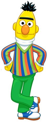 Sesame Street clipart hoola hoop Carthen Sesame Bert ClipartSesame on