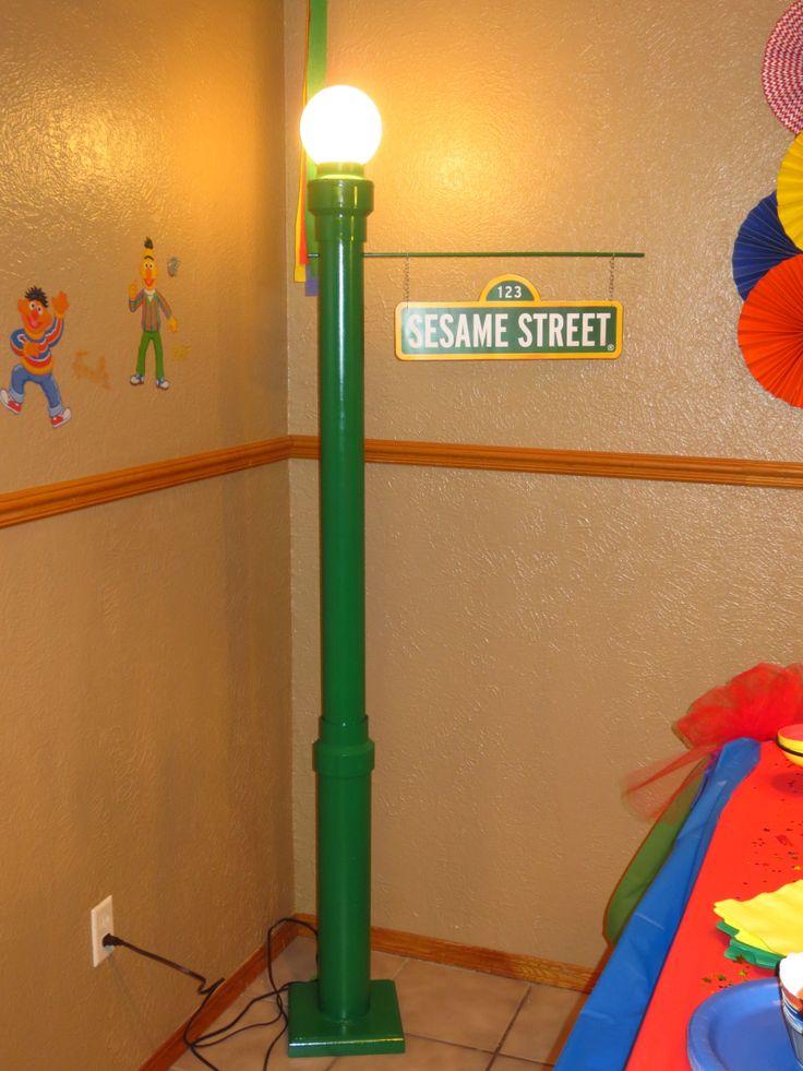 Sesame Street clipart light post Best ideas Street 69 out