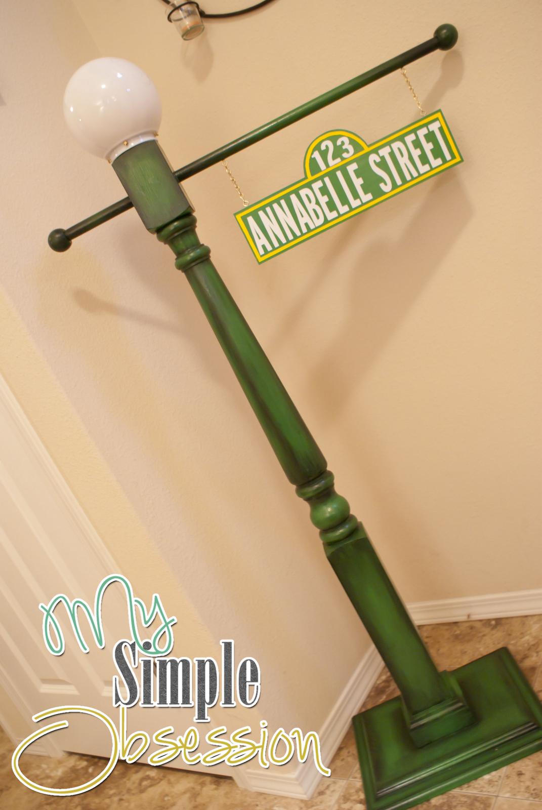 Sesame Street clipart light post Sesame Tutorial Street  My