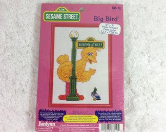 Sesame Street clipart light post Post Bird Lamp Cross Sesame